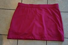 UNDER ARMOUR WOMEN'S LOOSE FIT GOLF SKIRT SIZE SMALL -PINK-