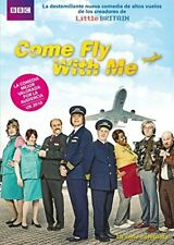 Come Fly With Me **Dvd R2** BBC Little Britain Stars Comedy Series Matt Lucas