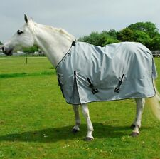 Rhinegold Elite Monsoon Lightweight Turnout Rug Detachable Neck Cover