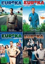 EUReKA - Season/Staffel 1+2+3+4 - 17-DVD-SET-NEU