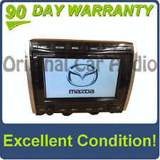 2008 2009 2010 Mazda 5 OEM GPS Navigation Touch Screen Display MP3 6 CD Radio