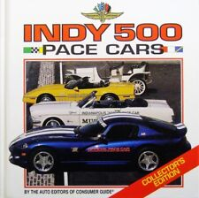 Indy 500 Pace Cars [1911-1996] - Hardcover 1st PRINT 1996 - NEAR MINT