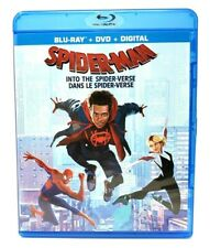 Spider-Man: Into The Spider-Verse - Blu-ray + DVD Combo