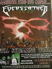 Everscathed, Still Screaming World, Full Page Promotional Ad
