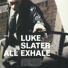 LUKE SLATER - ALL EXHALE (NEW VERSIONS) [SINGLE] USED - VERY GOOD CD