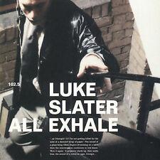 LUKE SLATER - ALL EXHALE (NEW VERSIONS) [SINGLE] NEW CD