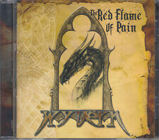 WYVERN-THE RED FLAME OF PAIN-CD-not fragile-gamma ray-power metal
