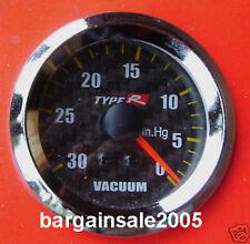 "Type R 2""/ 52MM Vacuum Gauge Meter HQ tacho"