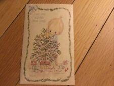 Vintage Hallmark Betsey Clark Large Christmas Seal Sticker