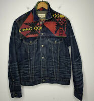 Denim Supply Ralph Lauren Large Southwestern Jacket RRL Aztec Trucker Polo Coat