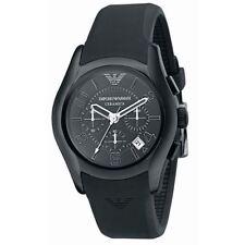 Emporio Armani Herren Keramik Armbanduhr AR1430 - jetzt reduziert