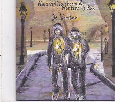 Alex Van Holstein&Martine De Kok-De Winter cd single