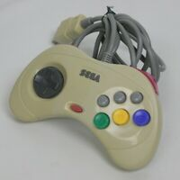 Sega Saturn WHITE JUNK Controller Pad Not Working HSS-0101