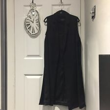 Women's Topshop Duster Jacket Size 10