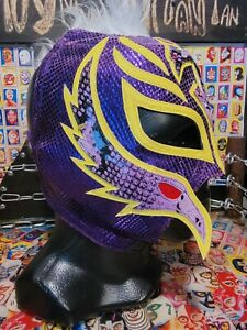 Rey Misterio Lucha Libre Pro Grade Mask