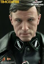 Ready! Hot Toys Inglourious Basterds Col. Hans Landa Christoph Waltz 1/6 Figure