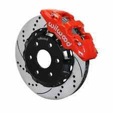 """Wilwood 140-9789-DR AERO6 Front Big Brake Kit - 14.25"""" Rotor, For GM Truck/SUV"""