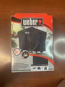 Weber Premium Grill Cover Fits 3000 Series