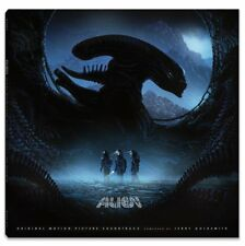 Alien - 2 x LP Complete - Gatefold Vinyl - Limited Edition - Jerry Goldsmith