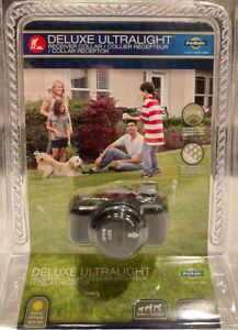 Petsafe Deluxe Ultralight Receiver Collar HIG11-13658. Batteries Included