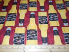 "31"" ""Miller Genuine Draft Bottles Beer Fabric"