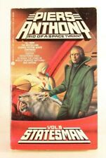 Good! Statesman (Bio of A Space Tyrant): by Piers Anthony (1986 PB)