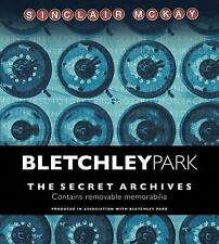 BLETCHLEY PARK (9781781315347) - SINCLAIR MCKAY (HARDCOVER) NEW