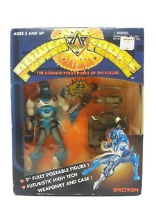 VERY RARE Takara The Ultimate Police Force Of The Future Power Rangers Spin Off