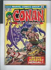 conan lot 30-33,marvel comics.
