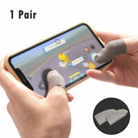 Thumb Gloves Finger Tip Sleeve Joystick Controller For PUBG iPhone Android