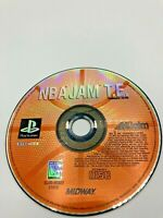 Sony PlayStation 1 PS1 PSOne Disc Only Tested NBA Jam Tournament Edition T.E.