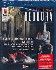 Handel Theodora Blu-ray NEW Schafer Mehta Fink Kranzle Ivor Bolton Christof Loy