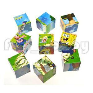 Spongebob Squarepants Block Puzzle