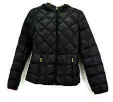 Steve Madden Kids Juniors Girls Small Down Waterfowl Feathers Quilted Jacket