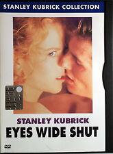EYES WIDE SHUT - Kubrick DVD Cruise Kidman