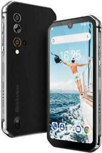 Smartphone Blackview BV9900 Pro Caméra Thermique 8GB 128GB Helio P90 48MP Argent