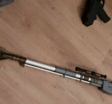 More details for mandalorian rifle (raw 3d printed kit)