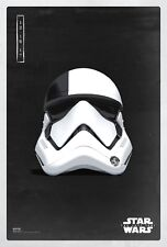Star Wars The Last Jedi Episode VIII Movie Poster (24x36) - Storm Trooper v18