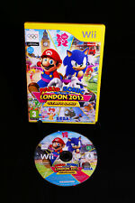 Mario & Sonic at the London 2012 Olympics on WII Compatible WIIU FAST DISPATCH