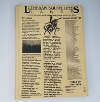 1987 Lance Lutheran High School South St. Louis Missouri Yearbook R