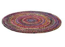 Living Room Hand-Woven Round Rugs
