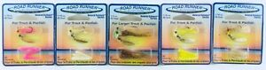 Road Runner Natural Science Series Spinner Jigs 1/8 1/16oz Trout Crappie Panfish