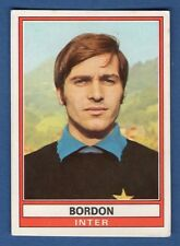 FIGURINA CALCIATORI PANINI 1973/74 - RECUPERO - N.144 BORDON - INTER