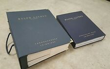 Ralph Lauren Home Fabric Sample Book Swatches Trimmings Upholstery Textile Wool