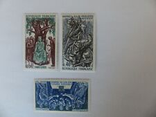 FRANCE TIMBRES ANNEE 1967