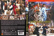 Instructors Of Death -- Hong Kong Kung Fu Martial Arts Action movie DVD - NEW DV
