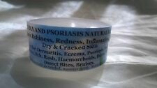ECZEMA AND PSORIASIS NATURAL CREAM RELIEVES ITCING 20 GR
