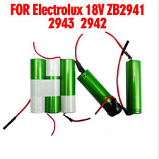 For Electrolux Ergorapido 18Volt Battery Pack ZB2904B, ZB2904C, ZB2904X