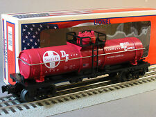LIONEL SANTA FE TANK CAR o gauge train ATSF  MADE in USA train tanker 6-81202
