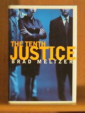 Brad Meltzer, The Tenth Justice, *Signed* 1st/1st  F/F  Author's 1st Novel